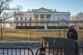 В Белом доме сработала ложная пожарная тревога