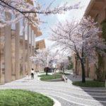 Toyota строит город будущего у подножия Фудзи