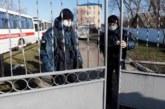 Эвакуированной из Китая на Украину иностранке стало плохо