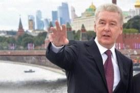 Собянин запретил «массовые катания» на машинах