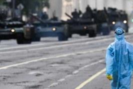 Песков рассказал о защите иностранных лидеров от COVID-19 на параде Победы