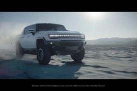 Все подробности о новом 1000-сильном электрическом Hummer (много фото + видео)