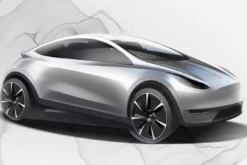 Самая дешевая Tesla появится в следующем году