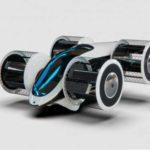 В России разрабатывают летающий автомобиль «Циклокар» (видео)
