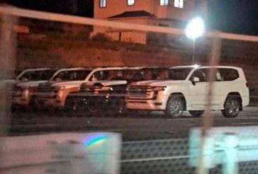 Новый Toyota Land Cruiser 300 подловили без камуфляжа