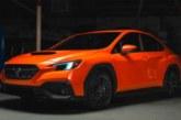 Новый Subaru WRX рассекречен до премьеры
