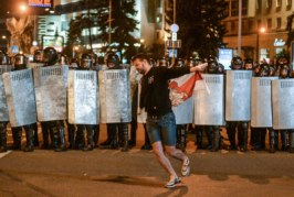 Белорусской оппозиции грозит перестройка?